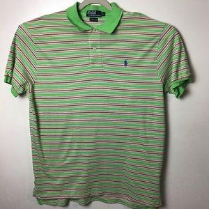Polo Ralph Lauren striped shirt. Pima cotton. XL